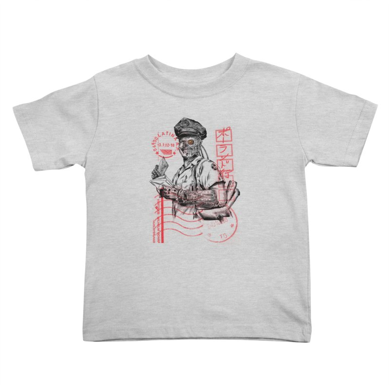 Disrupt Kids Toddler T-Shirt by kooky love's Artist Shop