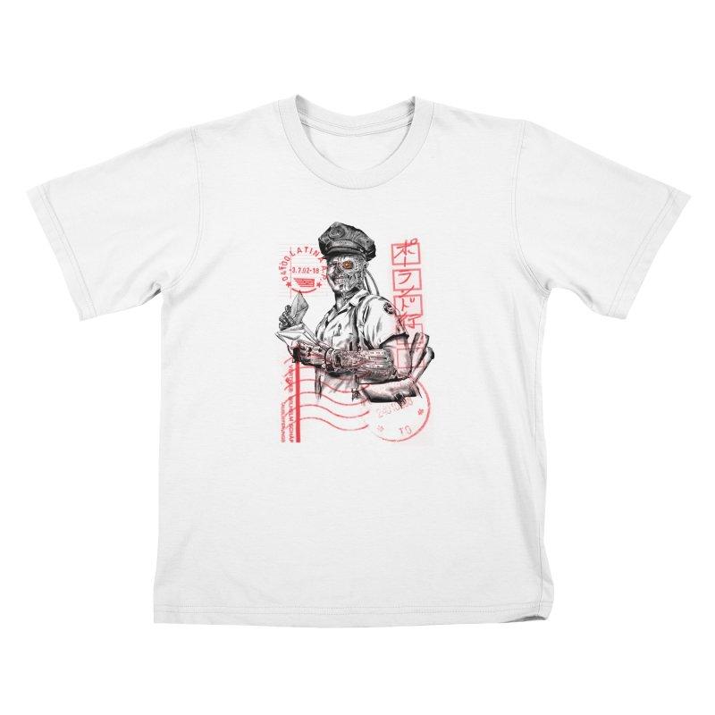Disrupt Kids Toddler T-Shirt by kooky love's Artist Shop