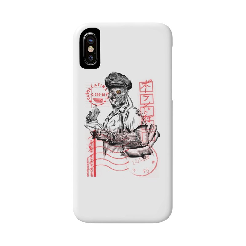 Disrupt Accessories Phone Case by kooky love's Artist Shop