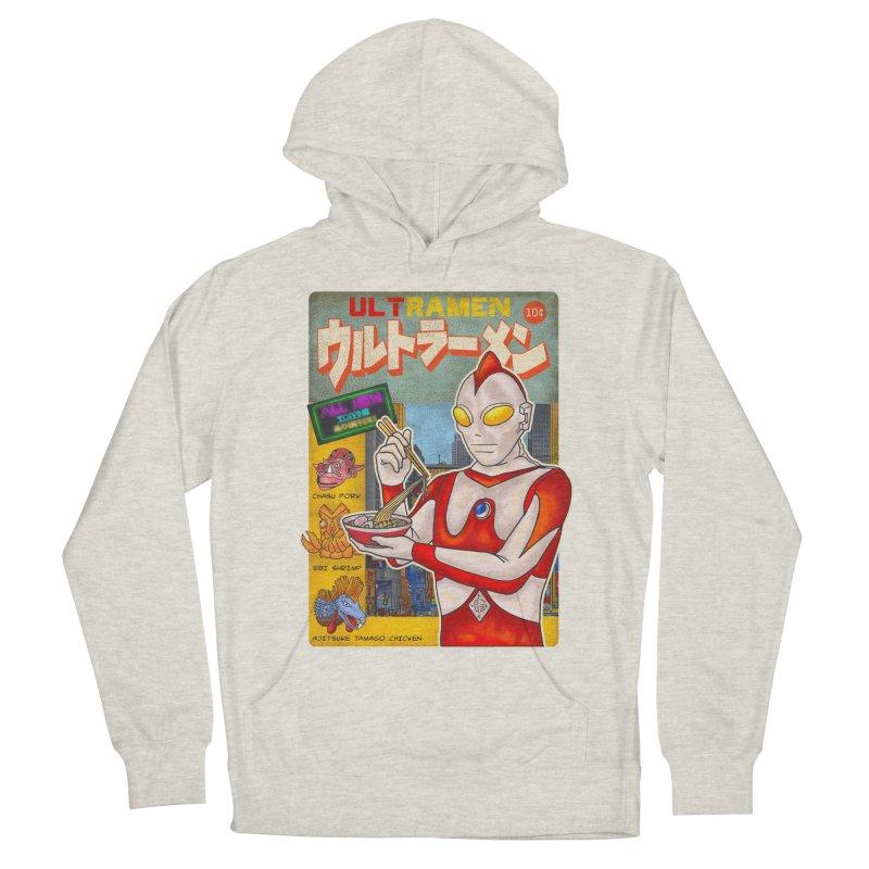 ULTRAMEN Men's Pullover Hoody by kooky love's Artist Shop
