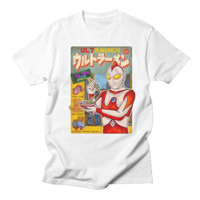 ULTRAMEN Men's Regular T-Shirt by kooky love's Artist Shop