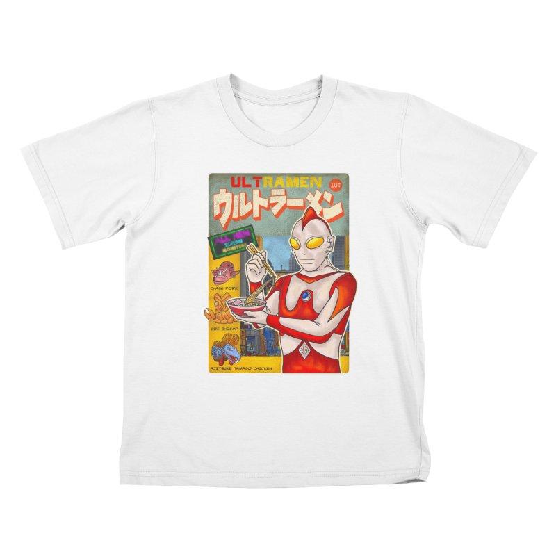 ULTRAMEN Kids T-Shirt by kooky love's Artist Shop