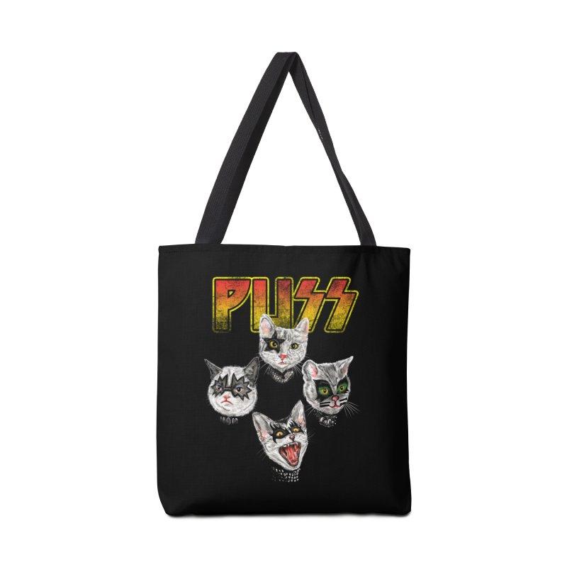 PUSS Accessories Bag by kooky love's Artist Shop