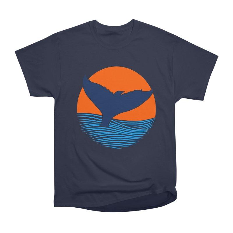 Wings & Tail Women's Heavyweight Unisex T-Shirt by kooky love's Artist Shop