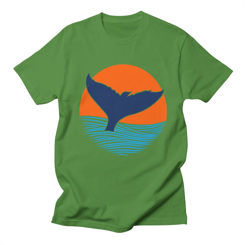 Wings & Tail Women's Regular Unisex T-Shirt by kooky love's Artist Shop
