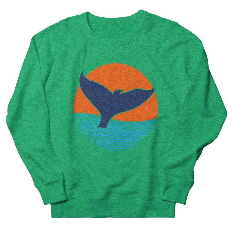 Wings & Tail Women's Sweatshirt by kooky love's Artist Shop
