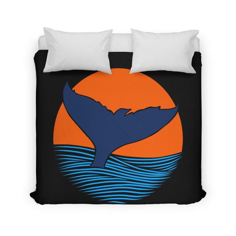 Wings & Tail Home Duvet by kooky love's Artist Shop