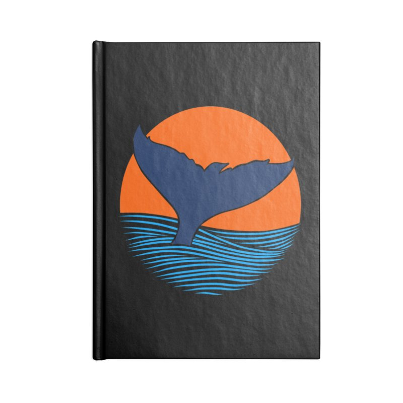 Wings & Tail Accessories Notebook by kooky love's Artist Shop