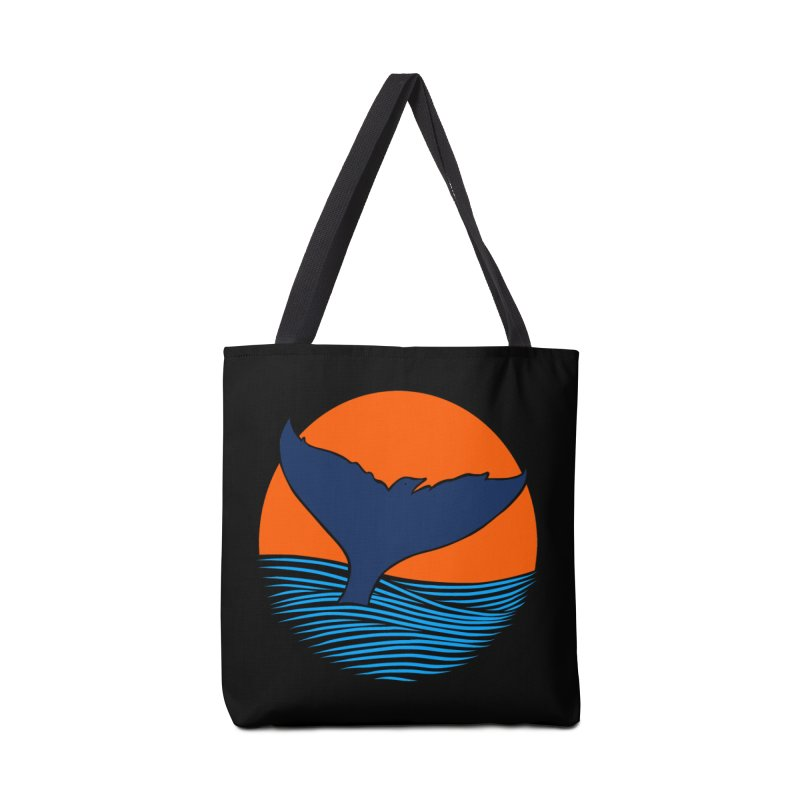 Wings & Tail Accessories Bag by kooky love's Artist Shop