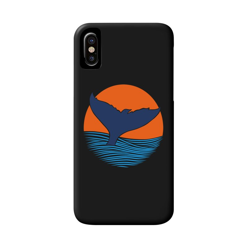 Wings & Tail Accessories Phone Case by kooky love's Artist Shop
