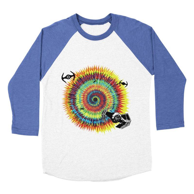 Tie Dye Men's Baseball Triblend Longsleeve T-Shirt by kooky love's Artist Shop