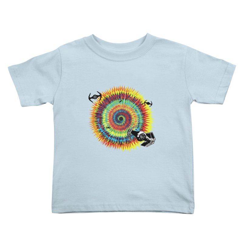 Tie Dye Kids Toddler T-Shirt by kooky love's Artist Shop
