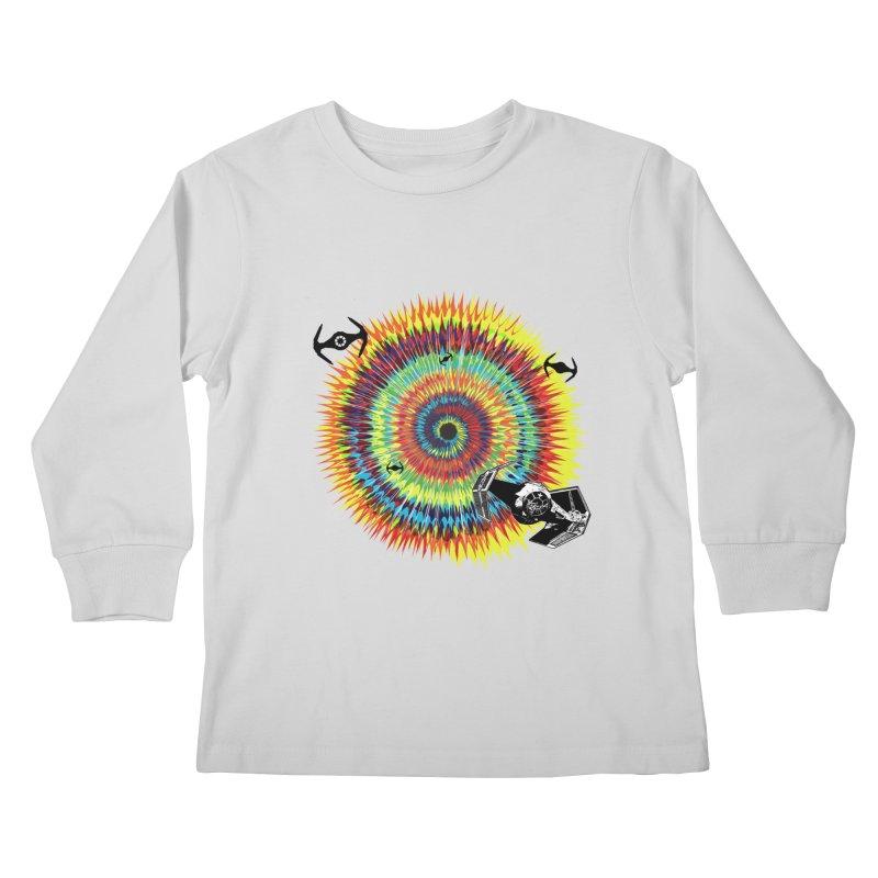 Tie Dye Kids Longsleeve T-Shirt by kooky love's Artist Shop