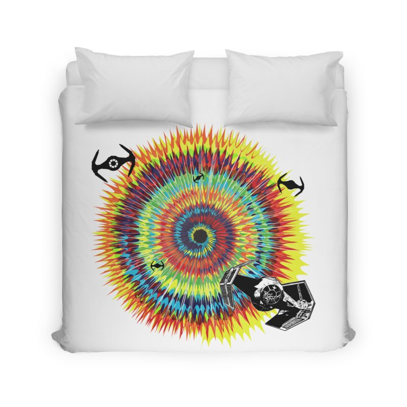 Tie Dye Home Duvet by kooky love's Artist Shop
