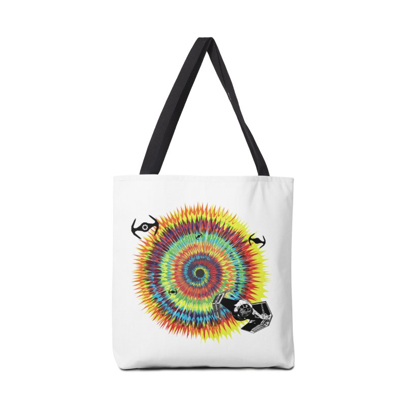 Tie Dye Accessories Bag by kooky love's Artist Shop