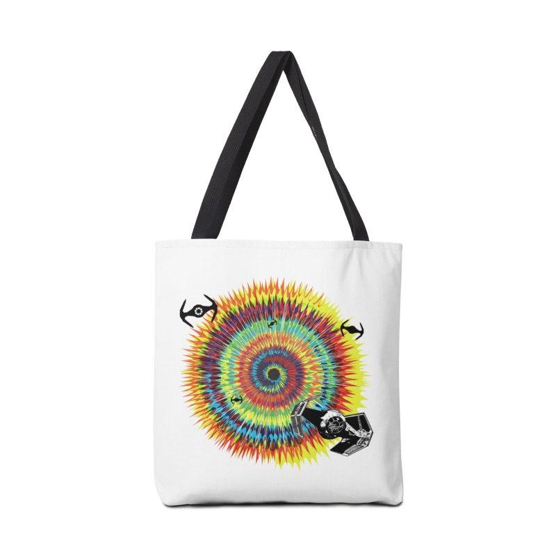 Tie Dye Accessories Bag by kooky love's Artist Shop