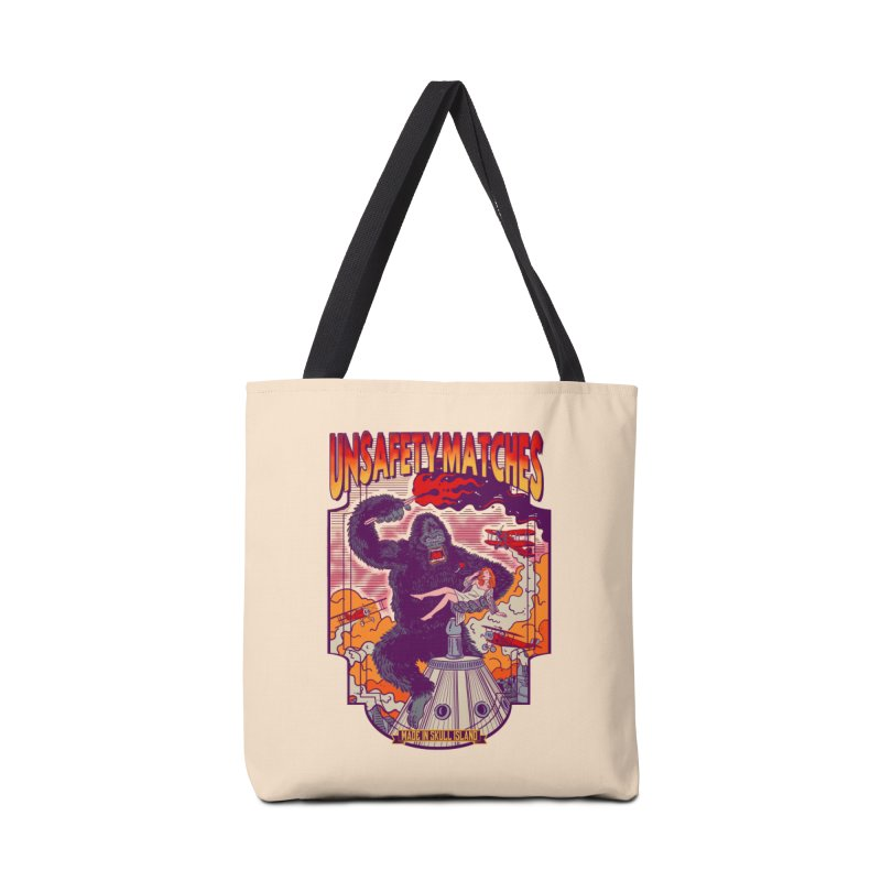 UNSAFETY MATCHES Accessories Bag by kooky love's Artist Shop