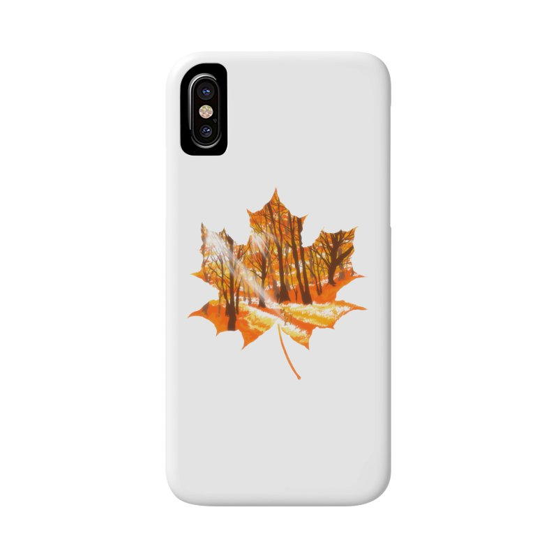 Golden Alley Accessories Phone Case by kooky love's Artist Shop
