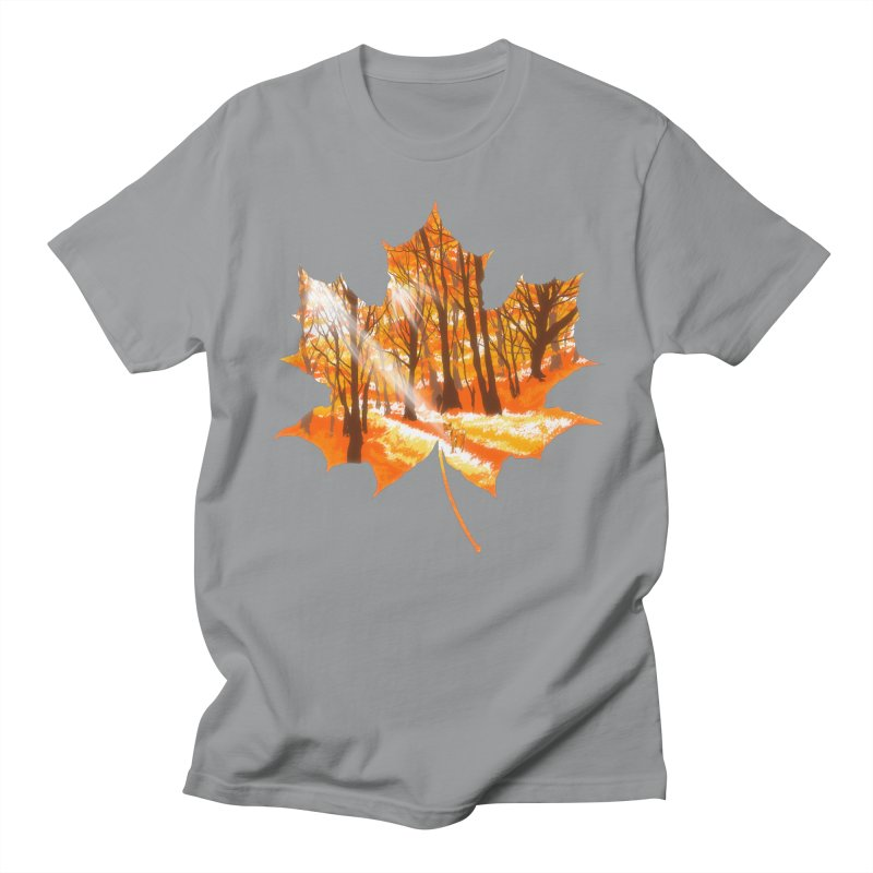 Golden Alley Men's Regular T-Shirt by kooky love's Artist Shop