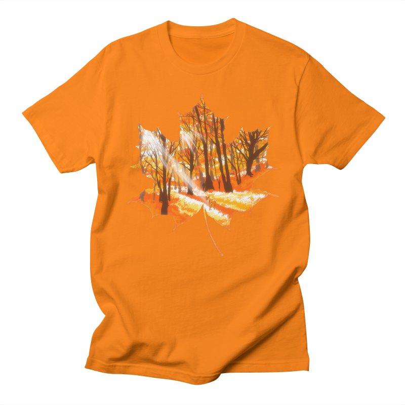 Golden Alley Men's Regular T-Shirt by kooky love's Artist Shop