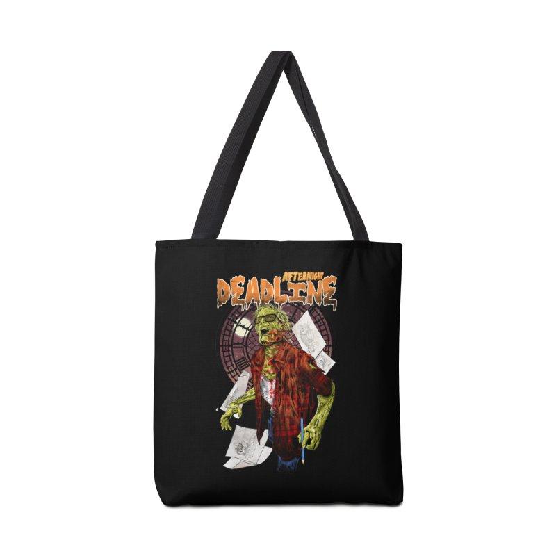 DEADLINE Accessories Bag by kooky love's Artist Shop