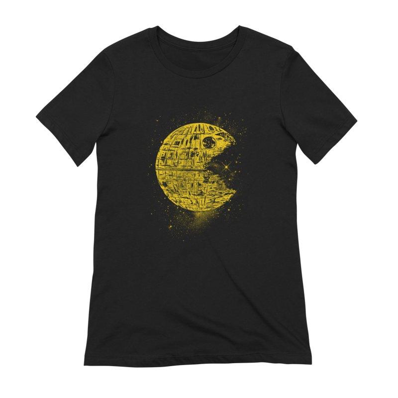 DEATH PAC Women's Extra Soft T-Shirt by kooky love's Artist Shop