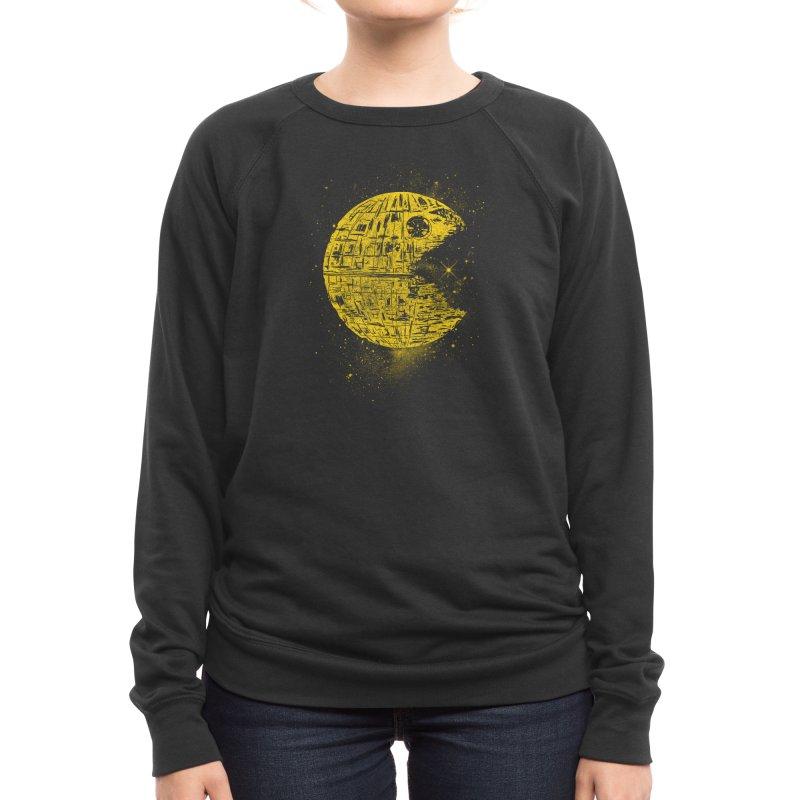 DEATH PAC Women's Sweatshirt by kooky love's Artist Shop
