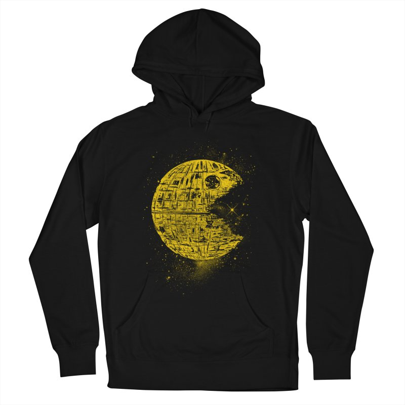 DEATH PAC Women's French Terry Pullover Hoody by kooky love's Artist Shop