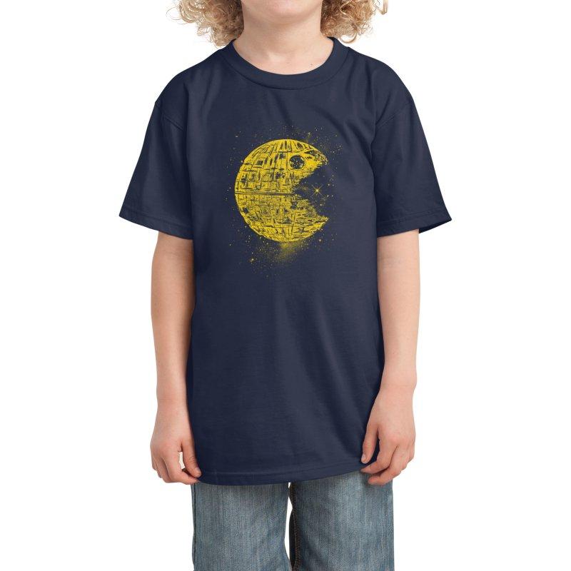 DEATH PAC Kids T-Shirt by kooky love's Artist Shop