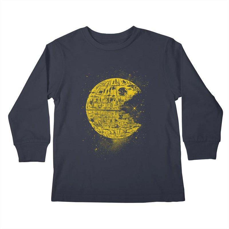DEATH PAC Kids Longsleeve T-Shirt by kooky love's Artist Shop