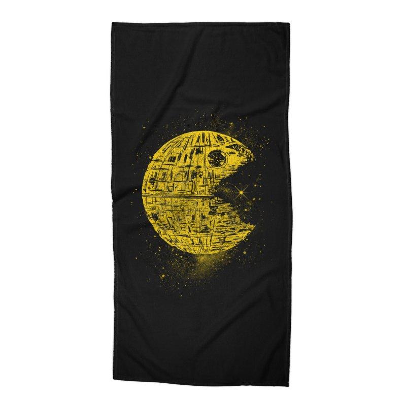 DEATH PAC Accessories Beach Towel by kooky love's Artist Shop