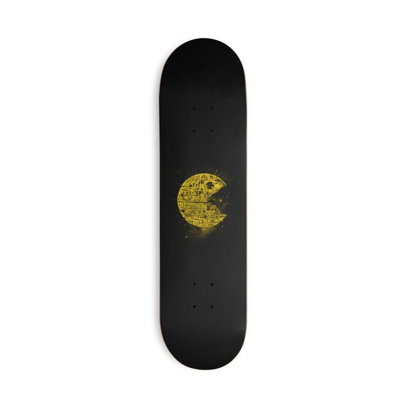 DEATH PAC Accessories Skateboard by kooky love's Artist Shop