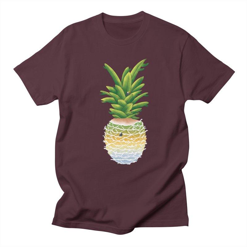 Finapple Women's Regular Unisex T-Shirt by kooky love's Artist Shop