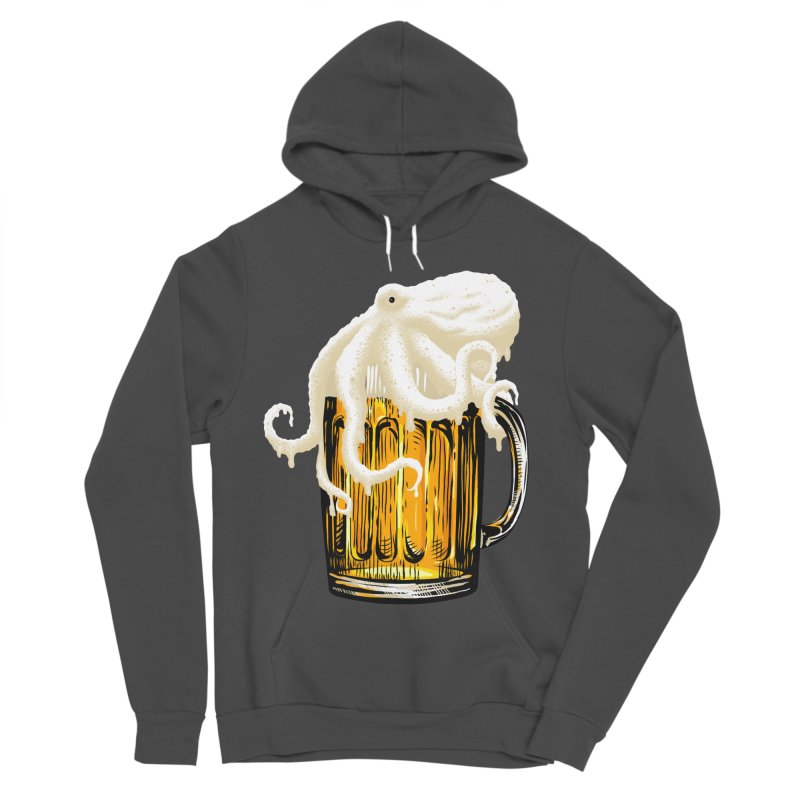 Octobeer Women's Sponge Fleece Pullover Hoody by kooky love's Artist Shop
