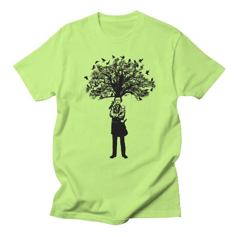 Poe Tree Women's Regular Unisex T-Shirt by kooky love's Artist Shop