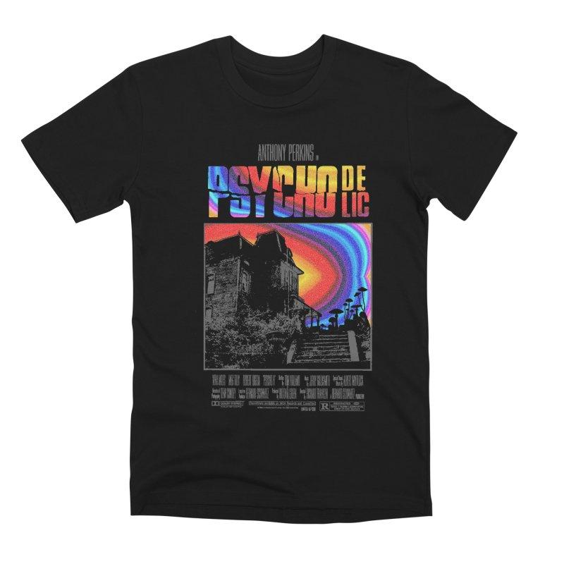 Psychodelic Men's Premium T-Shirt by kooky love's Artist Shop