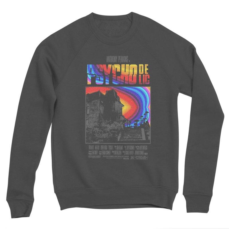 Psychodelic Women's Sponge Fleece Sweatshirt by kooky love's Artist Shop