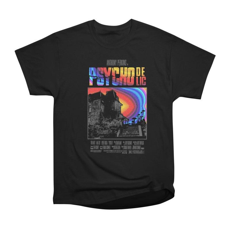 Psychodelic Women's Heavyweight Unisex T-Shirt by kooky love's Artist Shop