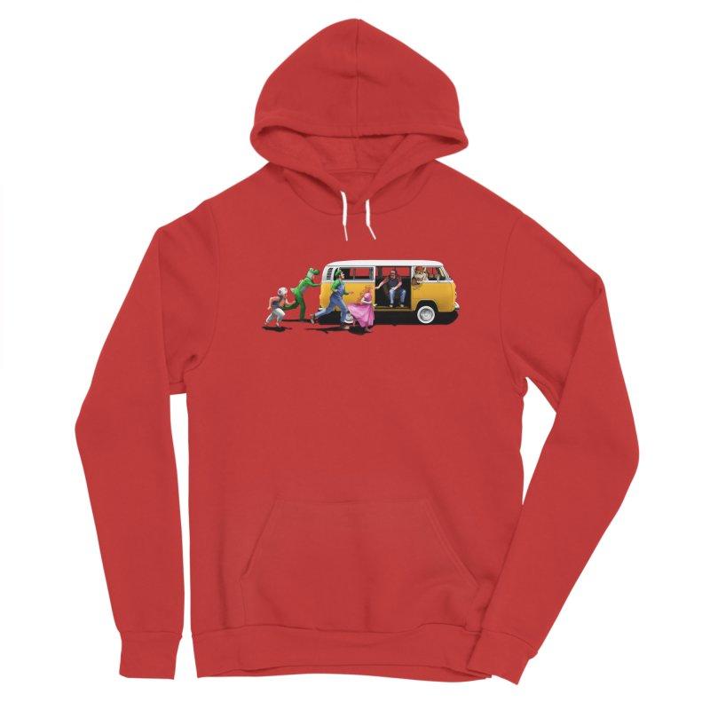 Little Peach Sunshine Men's Pullover Hoody by kooky love's Artist Shop
