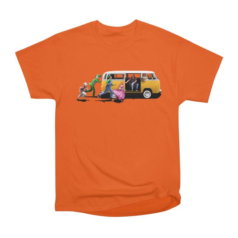 Little Peach Sunshine Men's Heavyweight T-Shirt by kooky love's Artist Shop