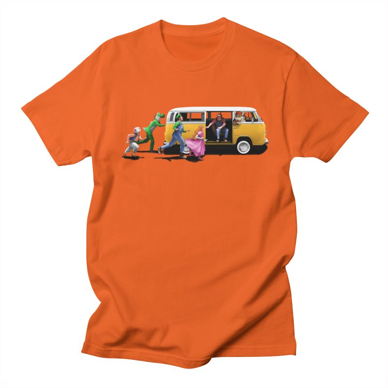 Little Peach Sunshine Men's T-Shirt by kooky love's Artist Shop