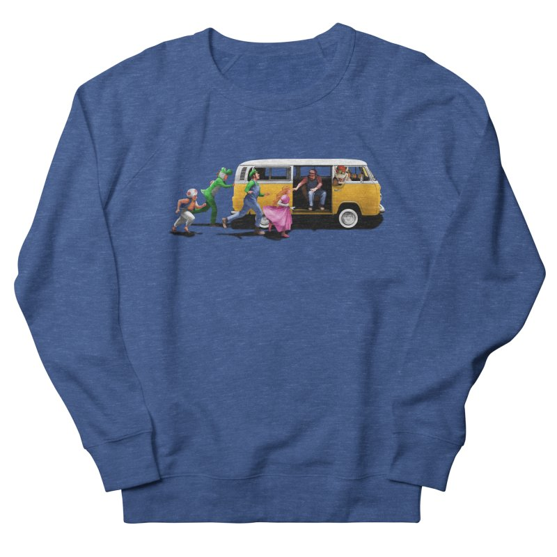 Little Peach Sunshine Men's Sweatshirt by kooky love's Artist Shop