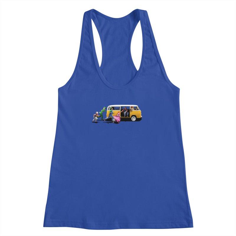 Little Peach Sunshine Women's Racerback Tank by kooky love's Artist Shop