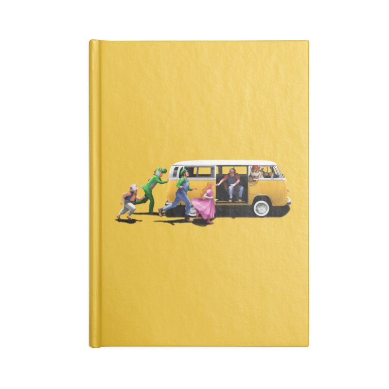 Little Peach Sunshine Accessories Blank Journal Notebook by kooky love's Artist Shop