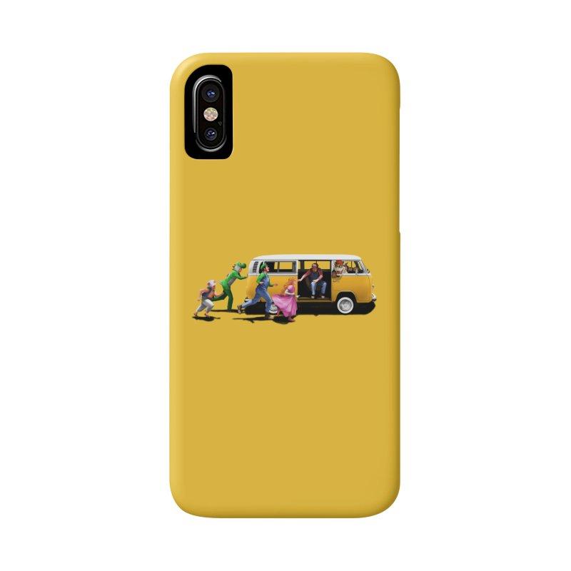 Little Peach Sunshine Accessories Phone Case by kooky love's Artist Shop