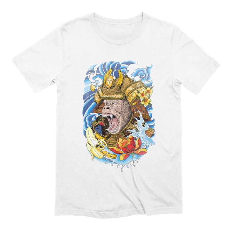 Samurape Men's Extra Soft T-Shirt by kooky love's Artist Shop