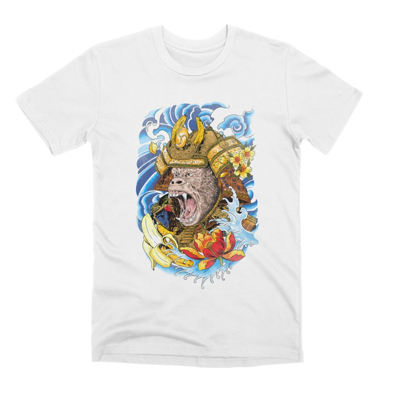 Samurape Men's Premium T-Shirt by kooky love's Artist Shop