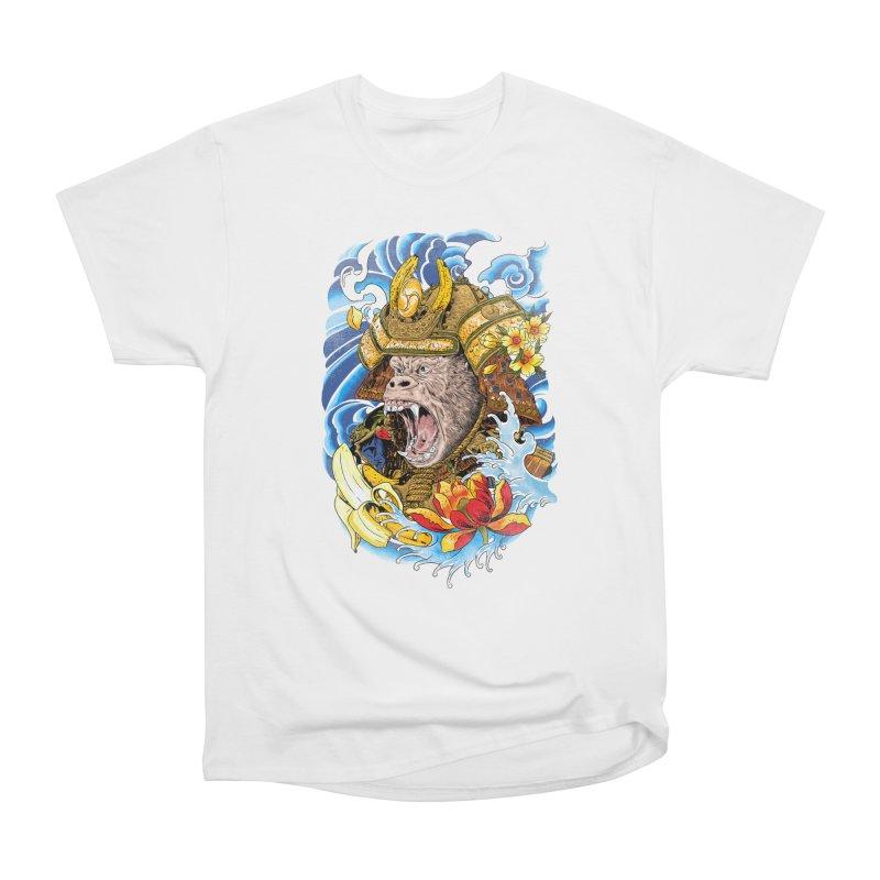 Samurape Women's Heavyweight Unisex T-Shirt by kooky love's Artist Shop