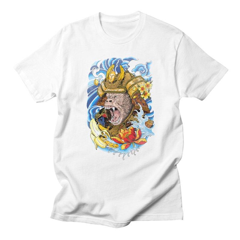 Samurape Men's Regular T-Shirt by kooky love's Artist Shop