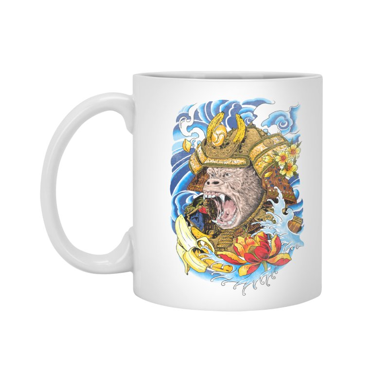 Samurape Accessories Standard Mug by kooky love's Artist Shop